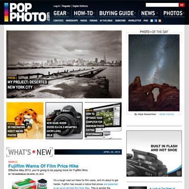 PopPhoto screenshot